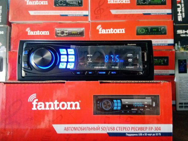 Автомагнитола Fantom FP-304