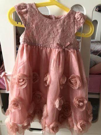 Sukienka Smyk roczek