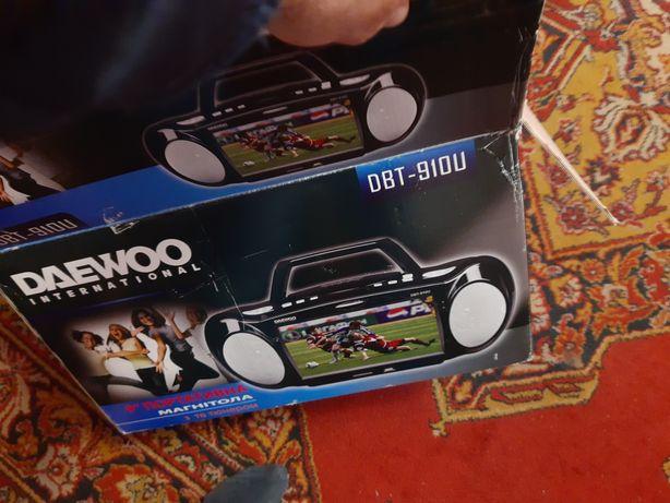 Daewoo DBT-910U бумбокс медиацентр