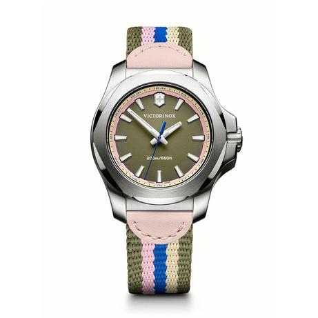 Оригинальные женские Швейцарские часы Victorinox Swiss Army I.N.O.X.