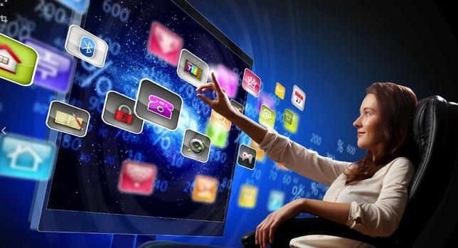 Настройка интернет-телевидения.Розблокировка ТВ с Евро- прошивкой