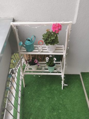Kwietnik na balkon