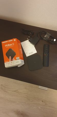 Sprzedam Mi box s smart tv