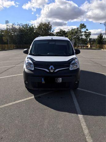 Renault kangoo maxi пассажир