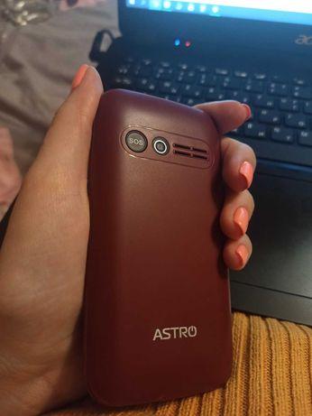 Мобильный телефон Astro A241 Red