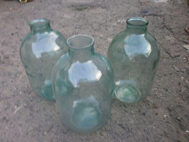 Бутыля 10л, 20л, 33л, 50 литров