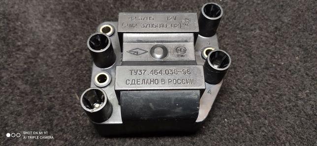 Катушка зажигания ВАЗ 2112,2111 Лада (2112 3705010-02)