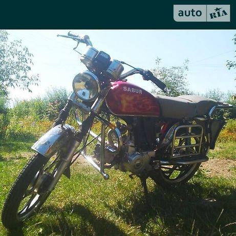 Продам мотоцикіль сабур