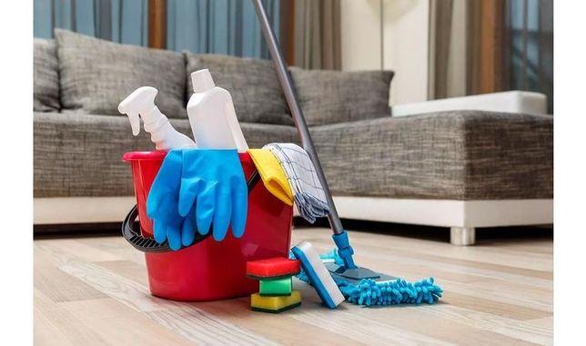 Уборка квартир, домов, территорий