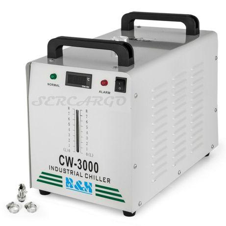 Chiller CW3000 ideal para Máquinas Laser Co2