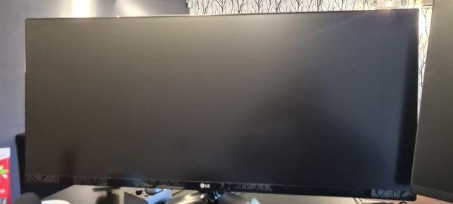 "Monitor LG 34 cale ""34UM58"