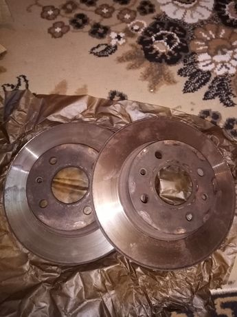 Тормозные диски на Ваз 2108-21099