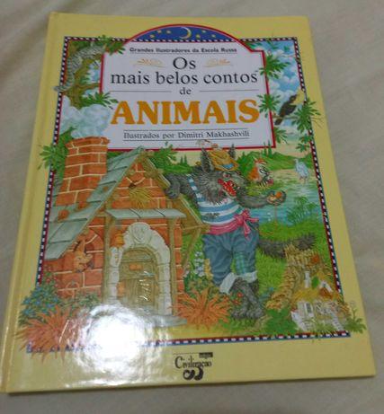 Novo Livro infantil com histórias e ilustrações fantásticas.