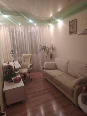 3 комнатная квартира с евроремонтом в кирпичном доме