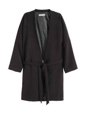Легкое пальто жакет