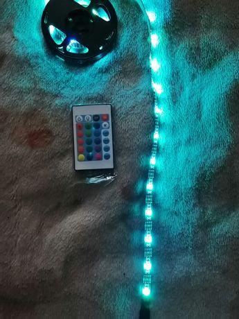 Sprzedam taśma LED RGB zasilana z USB