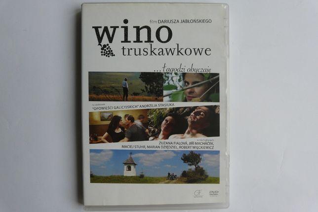 Wino truskawkowe - film DVD