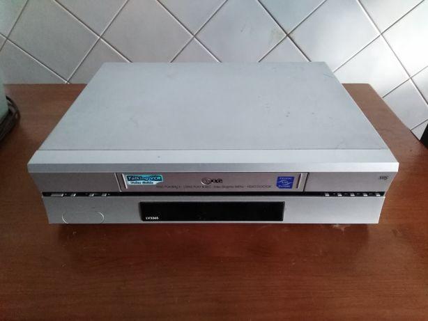Video gravador LG MODEL NO.: LV3365