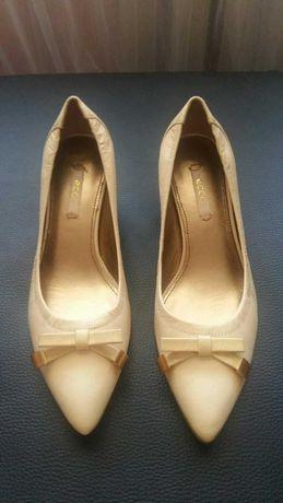 Кожаные туфли ECCO (37 разм) - Новые!
