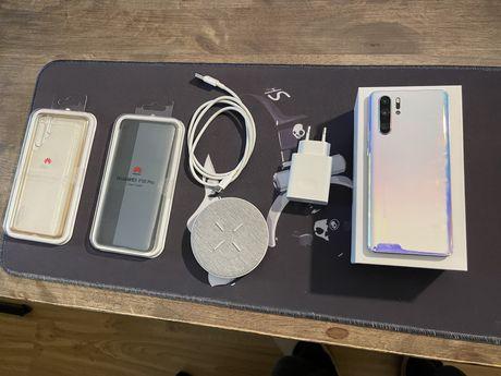 Huawei p30 pro + acessórios (como novo)