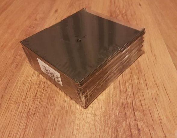 Opakowanie pudełko na płyty CD/DVD slim NOWE 10 szt.