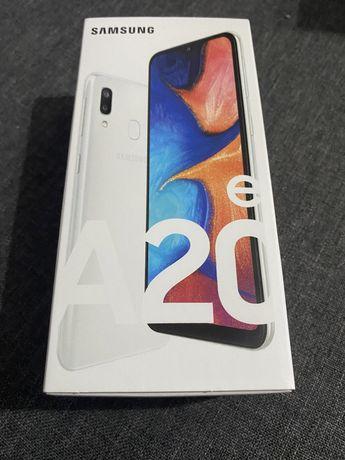 Samsung Galaxy A20e NOWY dual White gwarancja 24 miesiące