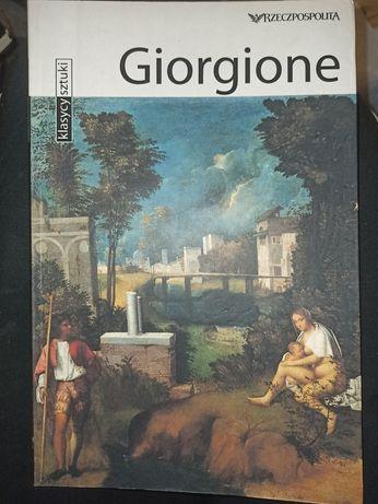 Książka Giorgione