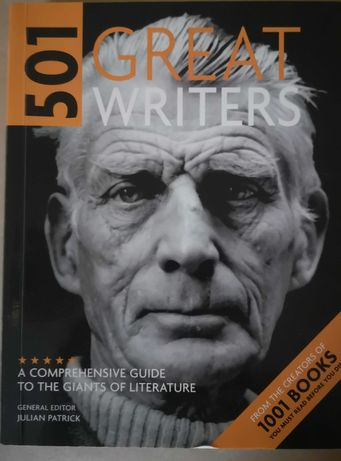 """501 Great Writers"""
