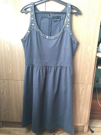 Новое женское стильное платье 46-48р(обмен нет)