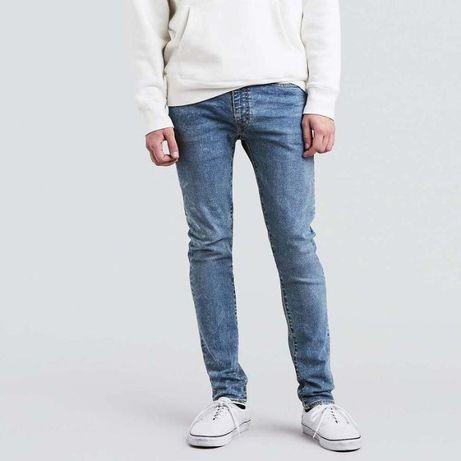 Шикарные зауженные джинсы Levis 519 Calvin Klein Hugo Boss Armani