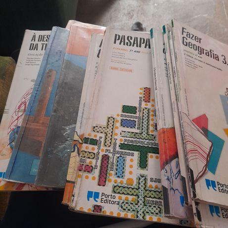 Vendo manuais escolares a bom preco