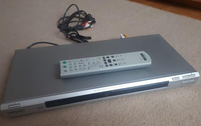 DVD odtwarzacz SONY DVP-NS37