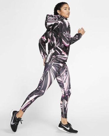 Костюм Nike Shield Orinted Running p.S(куртка лосины) Оригинал