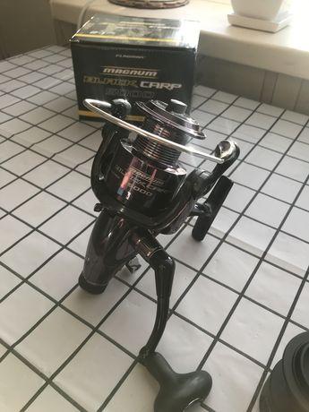 Карповая катушка Flagman Magnum Black Carp 5000