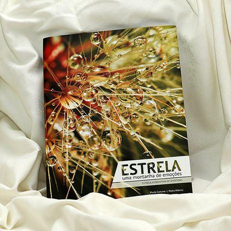 Livro de Fotografia Estrela: Uma Montanha de Emoções