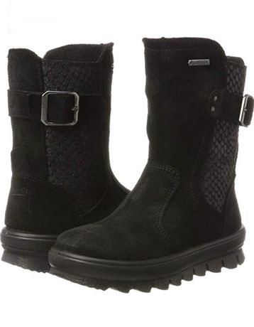 Зимние ботинки, сапоги для девочки, Superfit Flavia, Gore-tex, p.27,30