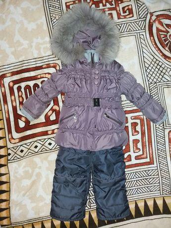 Зимний комбинезон, куртка, пуховик
