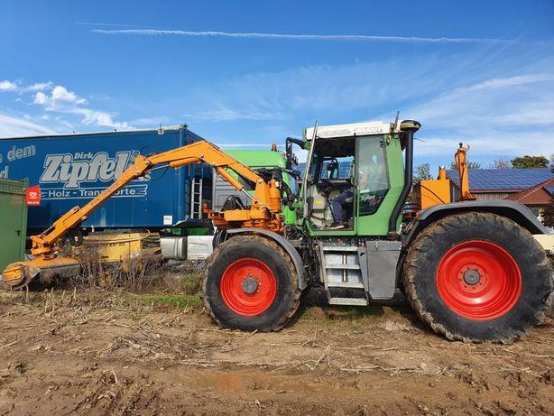 Fendt Xylon 524 ciągnik rolniczy