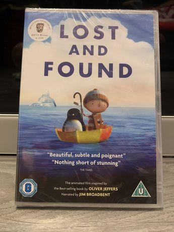 Lost and Found DVD wersja ang. bajka animowana dla dzieci do nauki