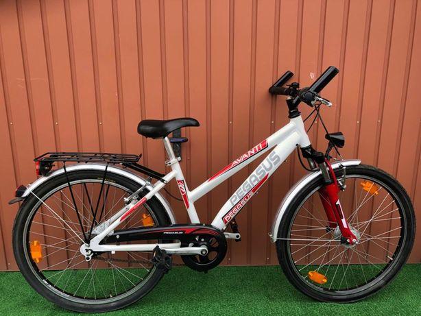 Rower dzieciecy Pegasus model Avanti 24 alu nexus 7