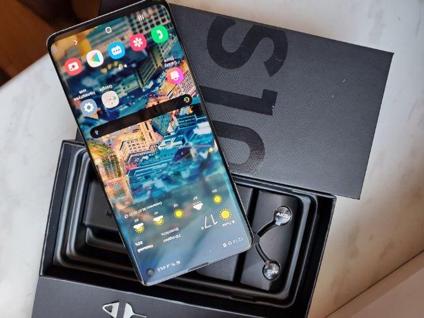 Samsung Galaxy S10 SM-G973F/DS Black DUOS 8/128GB
