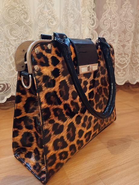 Нова Жіноча шкіряна сумка