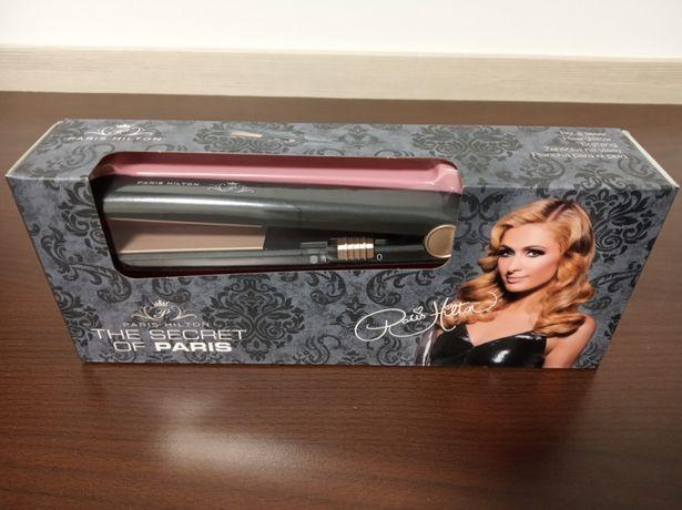 Утюжок плойка для волос от Paris Hilton новый