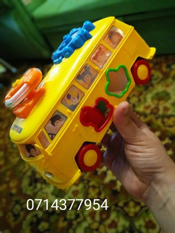 Продам автобус сортер Кукутики