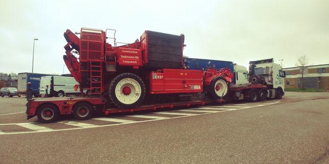 Transport Grimme, SE,DL,GL,SV 8555,7530,7555,15060,15070,GT,1500,17060