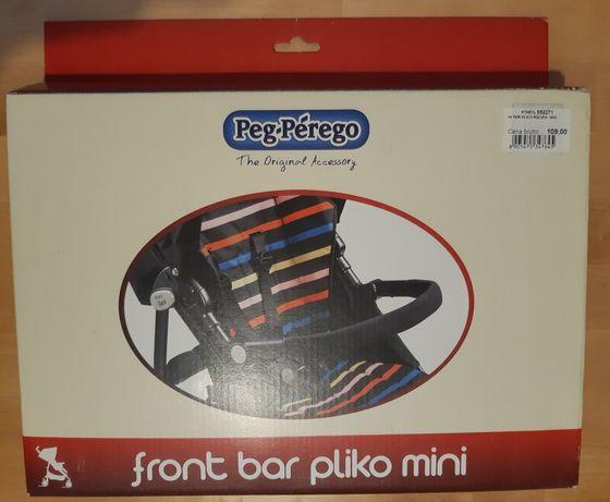 NOWY Pałąk do wózka Peg Perego Pliko Mini