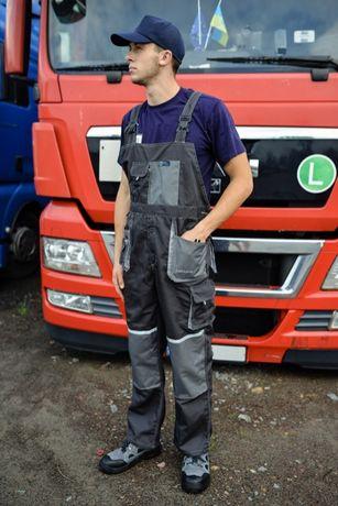 Польский полукомбинезон рабочий комбинезон рабочая одежда спецодежда