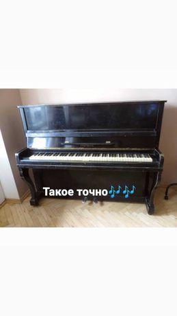 Пианино Украина черного цвета