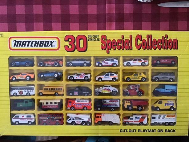 Matchbox Special Collection 30 miniaturas carrinhos