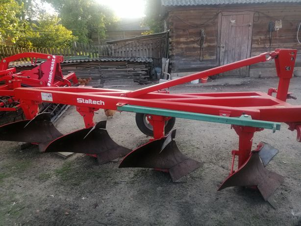 Pług Staltech U006 4x40